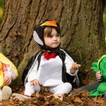 Adorable costumes for kiddies