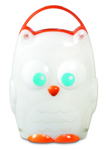 Owl night light 1