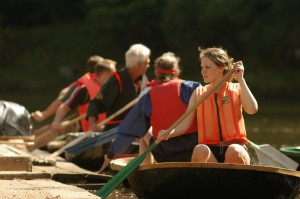 Ironbridge Coracle Regatta Regatta 4