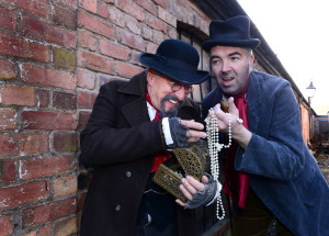 Oliver Twist weekend at Blists Hill Victorian Town 1