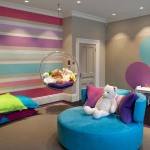 Space to grow: thinking ahead when designing a child's room