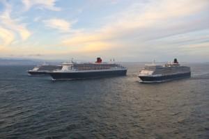 Cunard Ships 1
