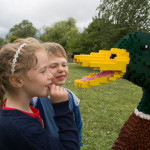 WWT London Wetland Centre LEGO® brick animals