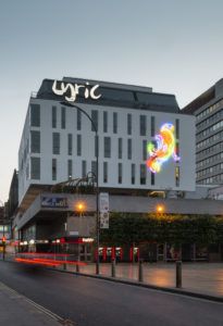 The Lyric, Hammersmith by Rick Mather Architects. Copyright Jim Stephenson 2015.