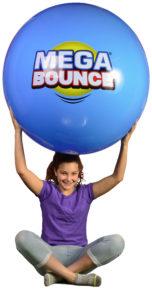 Mega Bounce XL Blue - Sascha Over Head