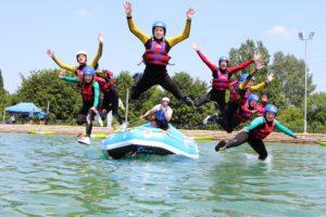 Summer Splash- Lee Valley White Water Centre
