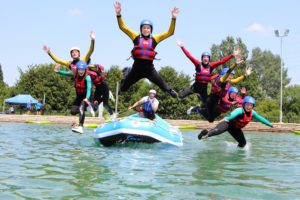 Summer Splash- Lee Valley White Water Centre