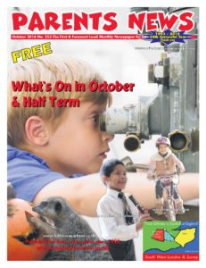 Parents News October front page