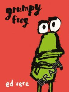 9780141370101 Grumpy Frog jacket