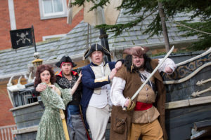 Pirates and Princess - Alton Towers Resort 1