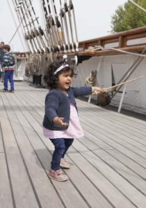 Pirate Party, Royal Museums Greenwich & The Cutty Sark, Greenwich
