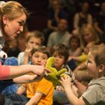 Sage Gateshead takes families on a quest to save the music