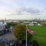 December & January in Greenwich