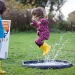 Make a Splash at Dusty's Puddle Jumping Championships