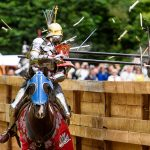 Who will be crowned the Champion of Champions this summer at Arundel Castle?