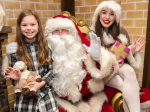 Christmas Season Events Bluewater Santa