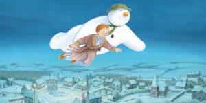 Christmas Events Snowman