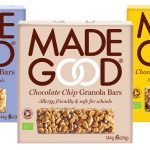 Allergy friendly, Organic, Vegan, Granola bar