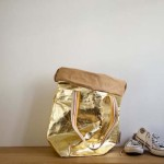 Bag Yourself Some Dazzling Summer Style With New Eco-Friendly Metallic Tote Bag