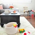 Creating a child friendly lounge with adults in mind