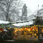 The Christmas market in Freiburg