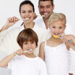 Children's dental hygiene