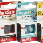 Alpine filter earplugs