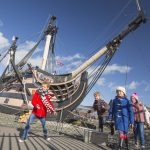 Top 10 reasons to visit the waterfront city of Portsmouth this autumn