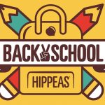 Happy schooltime snacking with HIPPEAS Organic Chickpea Puffs