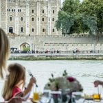 Family Lunch Cruises from Bateaux London where kids eat for free