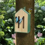 Little Homes for Butterflies and Bees.