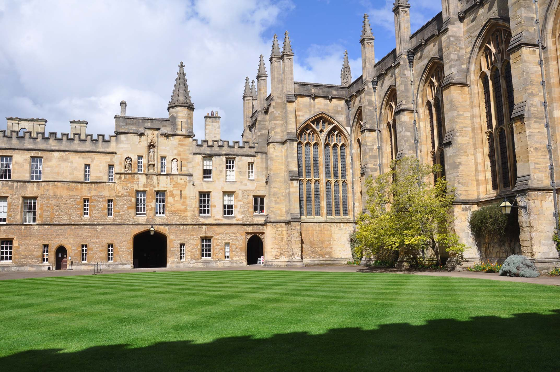 Oxford College launches new scholarship for Black British students